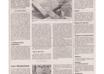 art 1986 voix de son maître