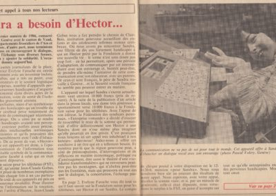 art 1987 Hector