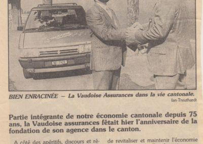 art 1988 Vaudoise assurances