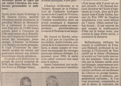 art 1995 prix institut 2